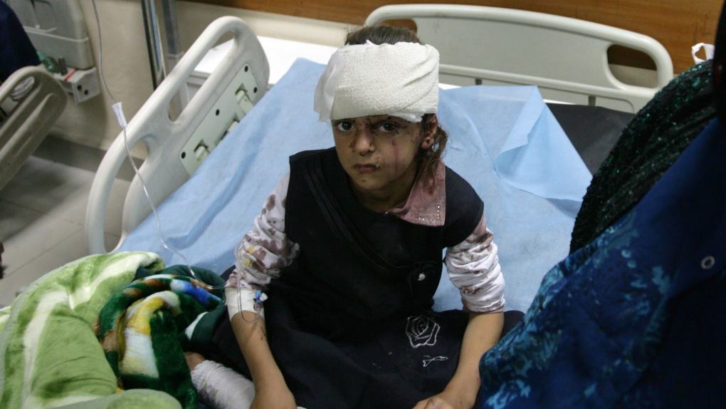 Iraq suicide bombers