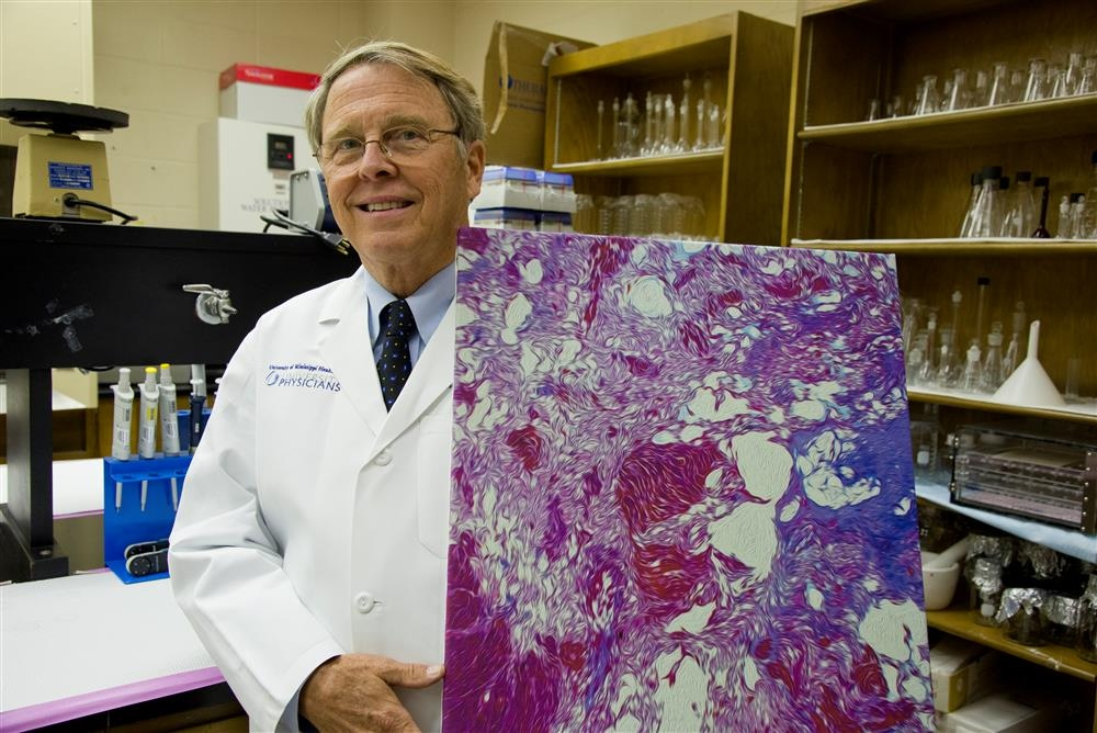 Dr. Rick deShazo chicken nudgets