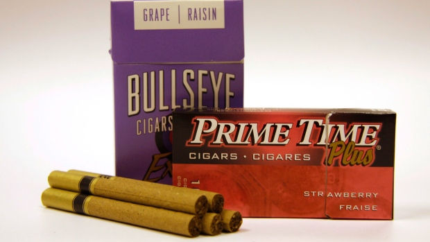 Flavoured tobacco gaining popularity among youth