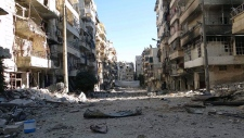 UN, chemical weapons watchdog in Syria