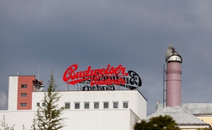 In this 2012 photo, a view of the Budejovicky Budvar brewery, in Ceske Budejovice, Czech Republic. (AP/Petr David Josek)
