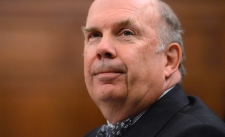 Justice Marc Nadon hearings