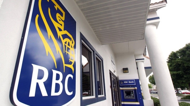 The entrance to a Royal Bank of Canada office is seen in Orlando, Fla., Thursday, April 7, 2011. (AP Photo/John Raoux)