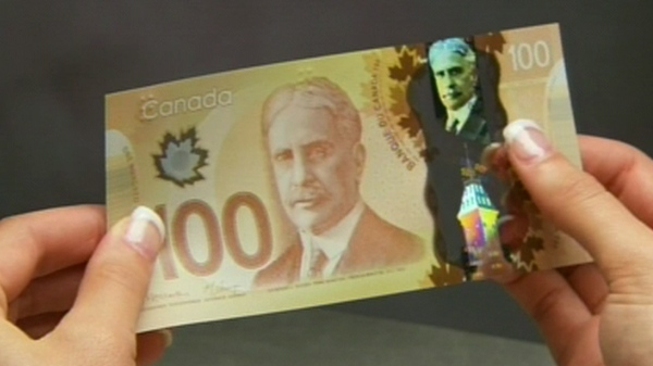 Canada has unveiled new $50 and $100 bank notes, set to begin circulating in November 2011 and March 2012.