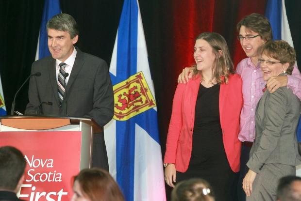 Nova Scotia Liberal Party leader Stephen McNeil