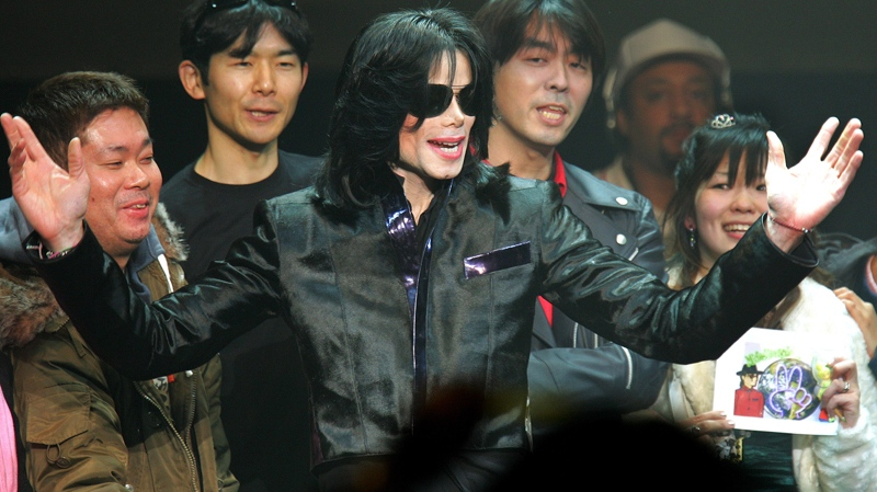 Jackson's estate sues over use of images