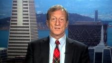 Anti-Keystone advocate Tom Steyer