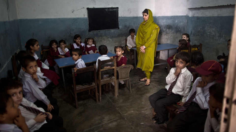 One year after shooting of Pakistani teen Malala Yousafzai, her ...
