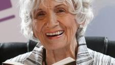 Canada Nobel Prize Alice Munro Literature
