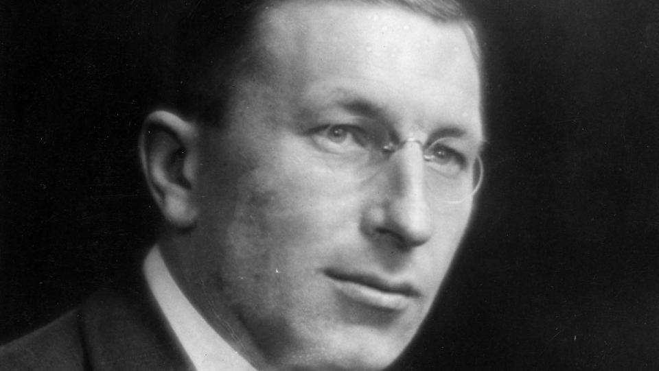 Sir Frederick Banting is pictured in this undated file photo. (THE CANADIAN PRESS)