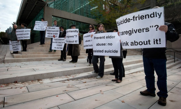 Assisted suicide ruling