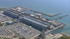 Darlington nuclear plant