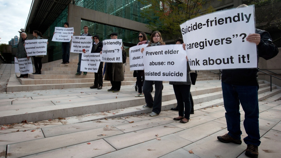 the increasing cases of doctors assisting suicide