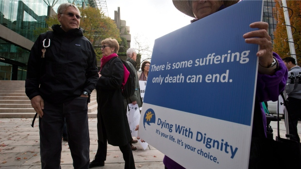 B.C. Court upholds ban on assisted suicide