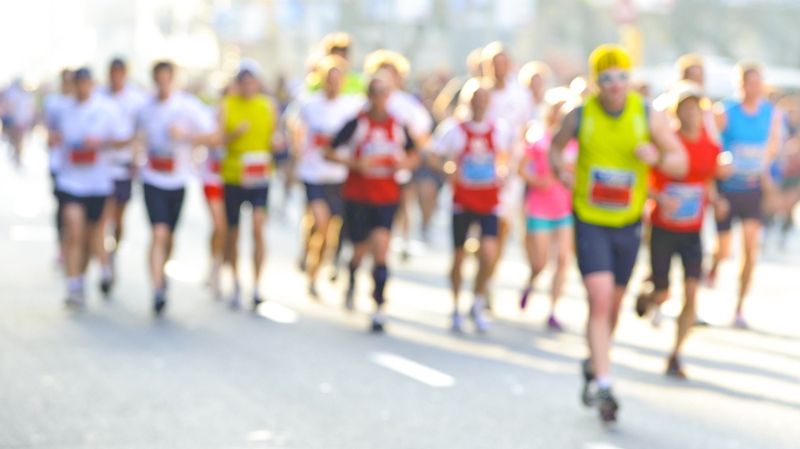 Marathon running may be bad for heart