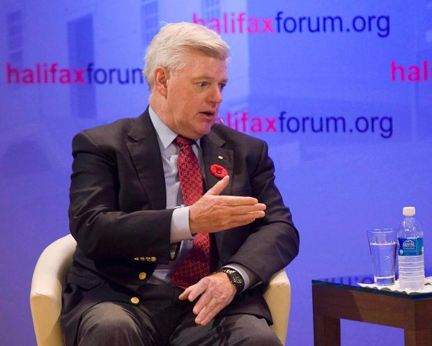 John Manley, Canada EU trade deal