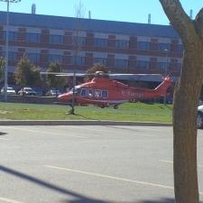 Air ambulance Waterloo