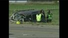 CTV Kitchener: Fatal crash on Line 86