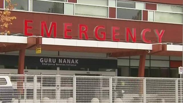 Langley Memorial Emergency Room
