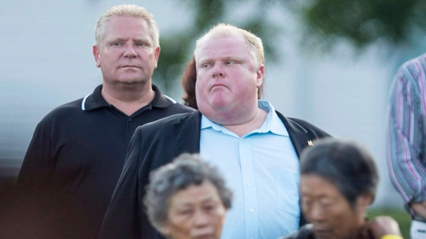 Ont. Press Council rejects complaints over Rob, Doug Ford drug-allegation stories