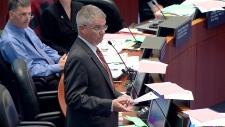 Toronto city councillor Paul Ainslie