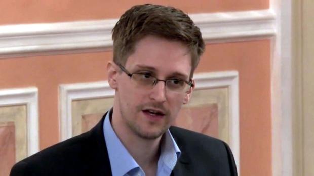 Snowden warns against Internet surveillance