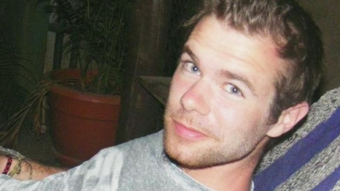 27-year-old Scott Jones, the victim of a stabbing in New Glasgow, is seen in this undated photograph.