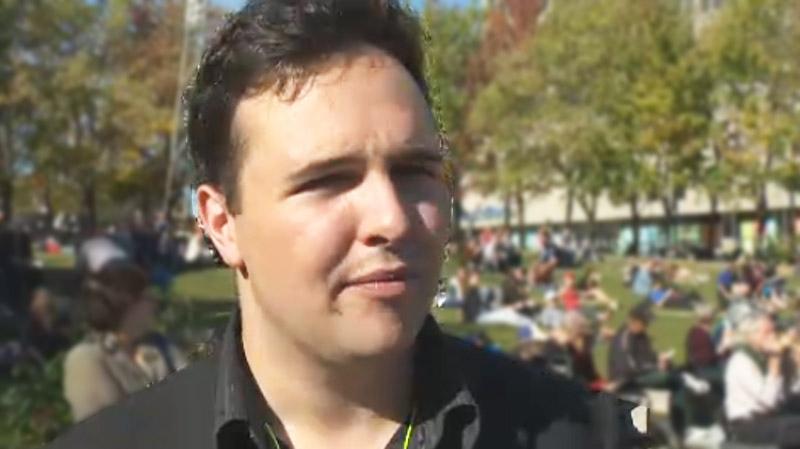 Maxime Laporte (CTV Montreal Oct. 13, 2013)