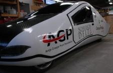 Schulich Delta, solar-powered car