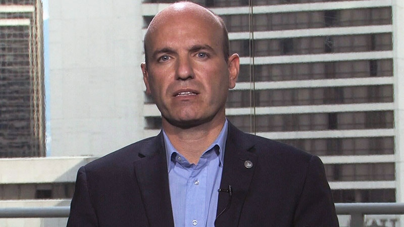 NDP House Leader Nathan Cullen speaks to CTV's Question Period on Sunday, October 13, 2013.