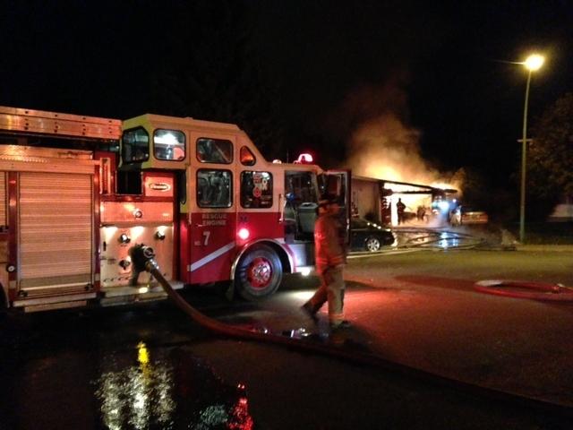 Saskatoon house fire