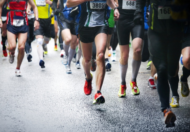 Rain or shine: Run a marathon in any weather