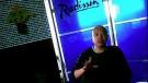 A CTV News undercover volunteer takes a hidden camera inside a massage parlour at the posh Radisson Hotel in Richmond, B.C. (CTV)