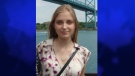 Windsor police have released this photo of Victoria Strehlau, a missing 18-year-old University of Windsor student.
