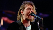 Nirvana nominated for Rock Hall of Fame