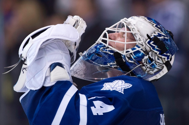 Leafs beat Wild Reimer wins