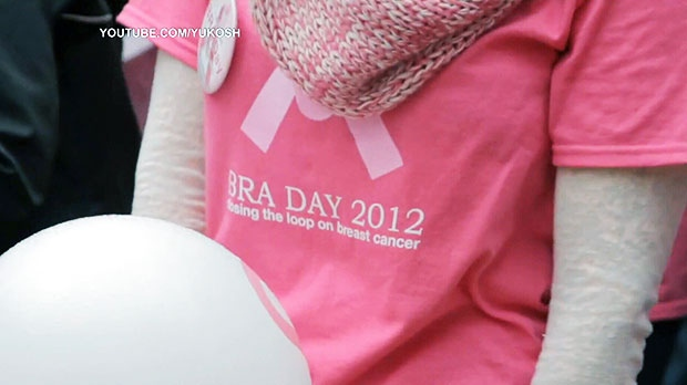 Canada AM: Raising awareness with Bra Day