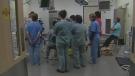 London medical staff