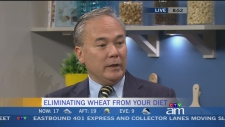 William Davis on going wheat-free