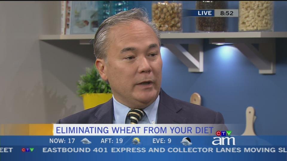 William Davis on going wheat-free