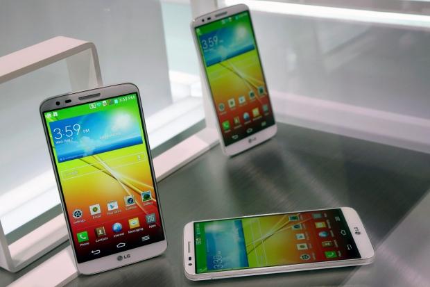 LG G2 smart phone