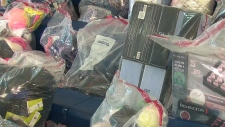 Major shoplifting ring busted in the GTA