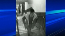 Edmonton police are hoping to identify this person, seen in an image taken from surveillance video. He is described as possibly being of Asian decent, approximately 5�2� � 5�5� tall, slender with dark hair.