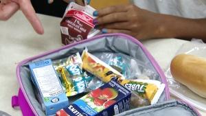 Toronto school cracks down on junk food