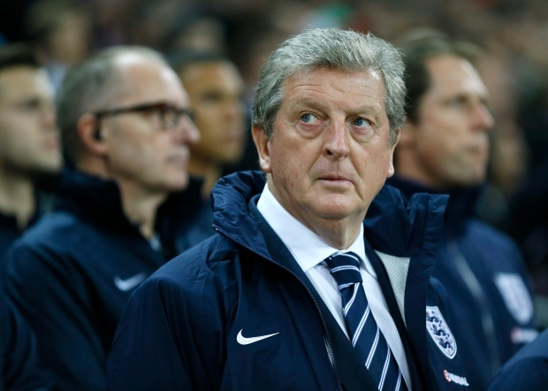 Roy Hodgson apologizes for monkey joke