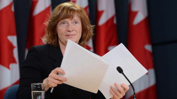 Suzanne Legault information commissioner