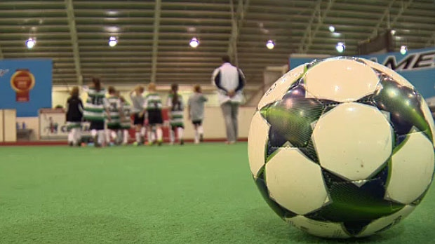 Minor league soccer is back in Calgary after over a year-long absence due to the pandemic