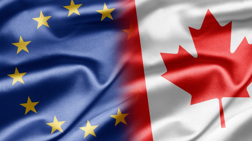 Canada EU trade agreement
