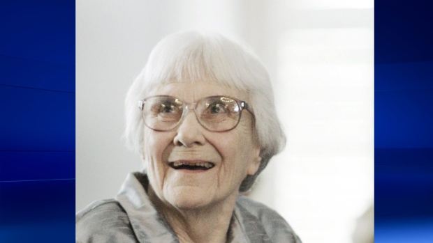 American author Harper Lee