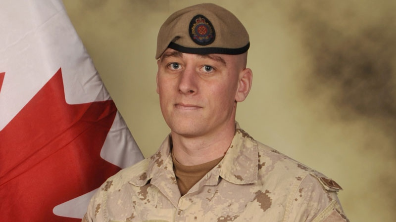 Master Corporal Francis Roy from the Canadian Special Operations Regiment based at CFB Petawawa, Ontario died of non-combat injuries in Afghanistan June 25, 2011.